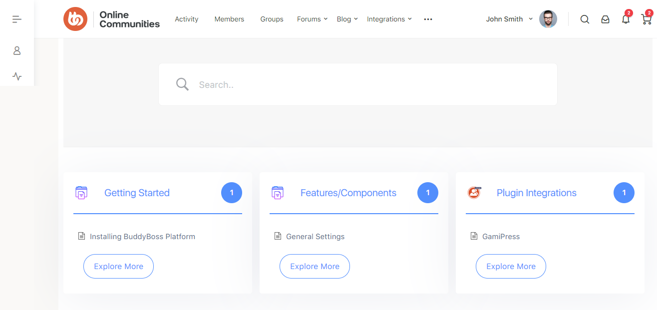 BetterDocs - Documentation's page preview