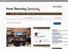 home-recording-community