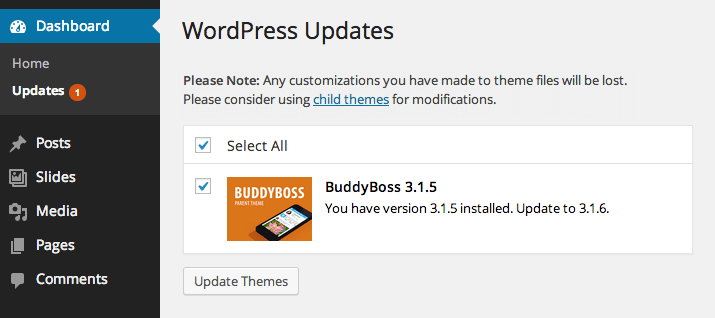 buddyboss-updating