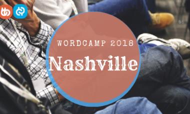 WordCamp 2018 Nashville