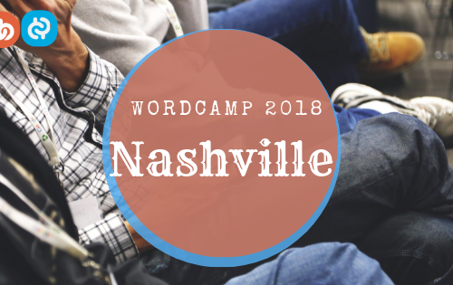 WordCamp 2018 Nashville